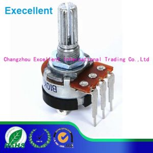 Wh148 0.125W 10k Rotary Switch Potentiometer