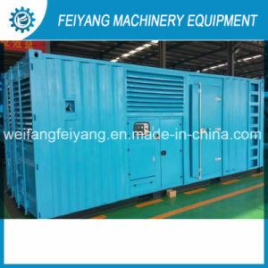 Container Type Diesel Generator 870kw/1090kVA 880kw/1100kVA 890kw/1110kVA pictures & photos