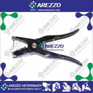 Veterinary Equipment Ear Tag Applicator for Animal