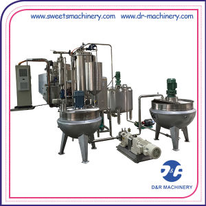 Jelly Candy Depositing Line Cool Candy Manufacturing Machine pictures & photos