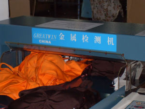 Metal Detector and Fabric Inspection Machine (GW-058A) pictures & photos