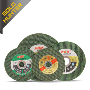 Professional Green Cutting Disc for Stainless Steel 150 pictures & photos