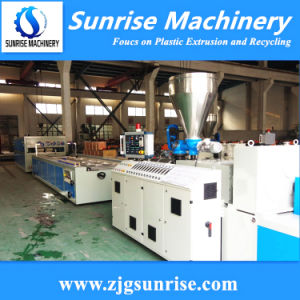 Plastic PVC Hollow Board Production Line for Sale pictures & photos
