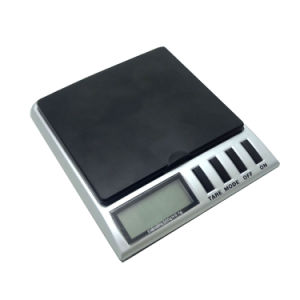Mini Digital Scale 0.001g Portable LCD Electronic Jewelry Scales pictures & photos