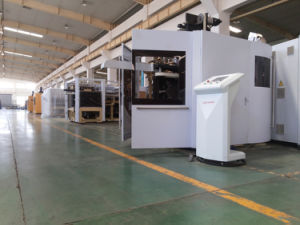 Full Servo Electromotion Blow Molding Machine pictures & photos