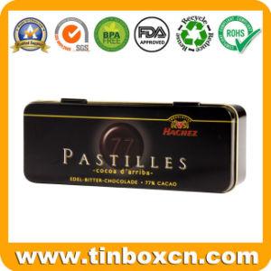 Hello Kitty Handle Metal Rectangular Gift Tin Box pictures & photos