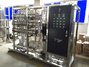 2000lph Reverse Osmosis Water Treatment System / Water Desalination Plant pictures & photos