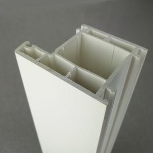 Anti UV Material Lead Free PVC Profile for Door Window