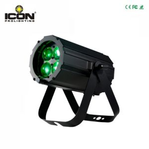 4X15W RGBWA+UV 6in1 LCD Display Zoom LED PAR Light pictures & photos