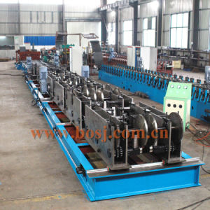 Auto Galvanized Perforated Steel Cable Tray Roll Forming Machine Factory pictures & photos