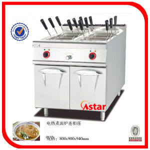 Electric Pasta Cooker with Cabinet Ck01066011 pictures & photos