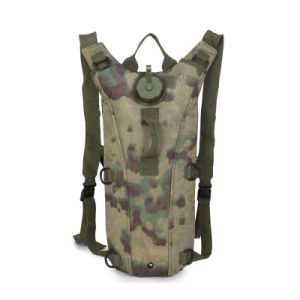 Custom Army Durable Fashion Canvas Computer Backpack Bag pictures & photos