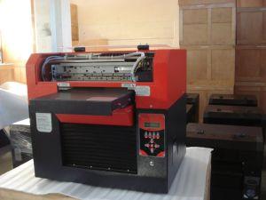 UV Printer Price, Flatbed UV Printer A3 for Phone Case/ Pen/Golf Ball/Card/CD pictures & photos