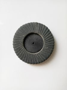Floded Edge Mini Flap Disc with Zirconia & Ceramic Cloth pictures & photos