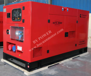 120kw 150kVA Cummins Soundproof Diesel Generator Set pictures & photos