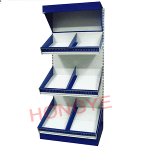 Hypemarket Vegetable Display Stand Rack with Glass Canopy (OW-A13) pictures & photos