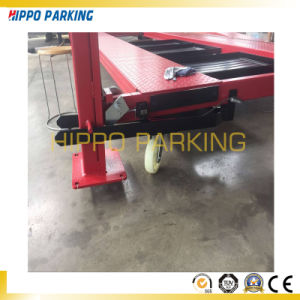 Hydraulic 2700kg Four Post Car Parking Equipment pictures & photos