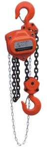 Lifting Equipment of Chain Pulley Block pictures & photos