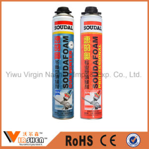 Waterproof Spray PU Foam for Packaging Purpose pictures & photos
