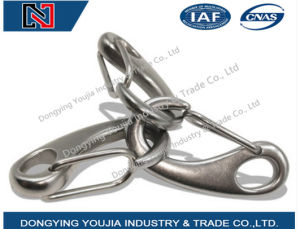 Stainless Steel Egg Shaped Shackle pictures & photos