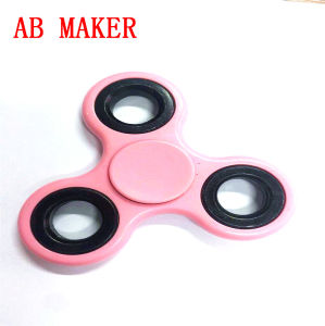 2017 Popular Toy Hot Fidget Spinner, Factory Low Price LED Finger Spinner, Enough Stock Hand Shinning Spinner Toys pictures & photos