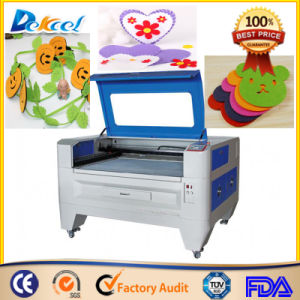 9060 Reci 100W Fabric Mini CNC CO2 Laser Cutting Machine pictures & photos