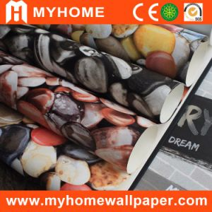 2017 New Design Cheap Price Wholesale 3D Effect Wallpaper for Home Decoration pictures & photos