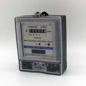 Dds-2 Single Phase Electrical Energy Meter Instruments pictures & photos