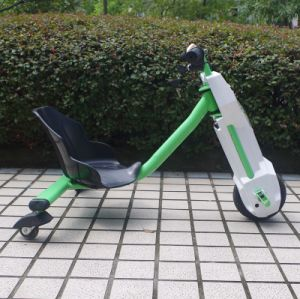 Olny New Ce 100W Drift Trike 3 Wheel Smart Bike Side Trike for Kids (JY-ES002) pictures & photos