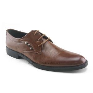 Men′s Dress Shoes / Business Footwear (HDS-S03)