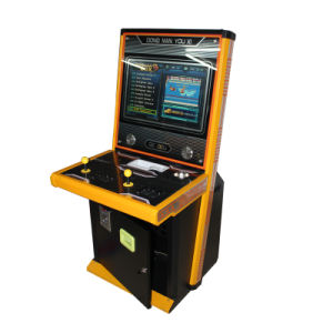 Metal Arcade Machine Street Fighter Game Machine pictures & photos