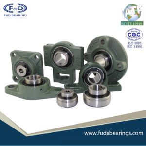 Insert ball bearing units UCP207-22 pillow block bearing pictures & photos
