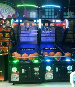 Coin Operated Basketball Game Machine Arcade Basketball Game Machine pictures & photos