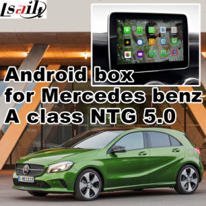 Android GPS Navigation Box Video Interface for Mercedes-Benz a Class Ntg 5.0 pictures & photos