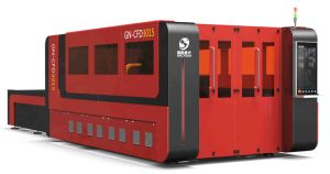Enclosed Fiber Laser Cutting Machine 1000W