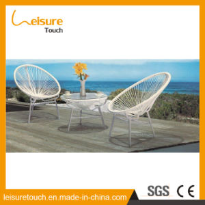 Modern Egg Shape Acapulco Chairs -Lawn Patio Lounge Outdoor Garden Furniture pictures & photos