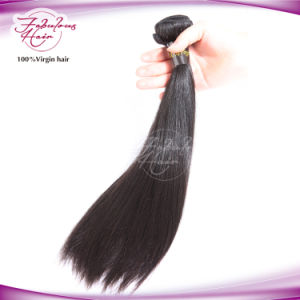 8A Grade Unprocessed Straight Virgin Remy Mongolian Human Hair Extension pictures & photos