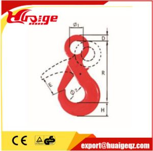 High Quality G80 Clevis Sling Hook with Latch pictures & photos