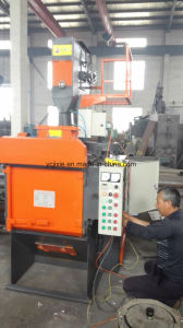 Q324 Wheel Blasting Machine pictures & photos