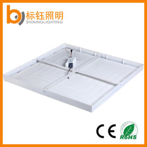 400X400mm 30W High Power Indoor Ceiling-Surface Mounted Square LED Panel Light pictures & photos