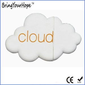 Cloud Shape USB Memory Flash Drive (XH-USB-151) pictures & photos