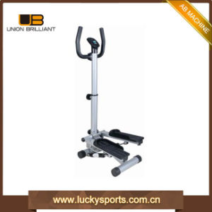 Manual Home Health Fitness Multifunction Aerobic Twister Stepper with Bar pictures & photos