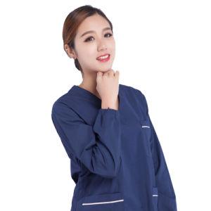 Reusable Unisex Medical Cotton Hospital Uniforms of Cotton pictures & photos