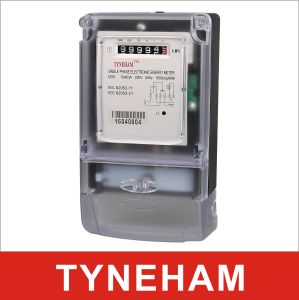 Dds-4 Series Single Phase Electronic Energy Meter pictures & photos