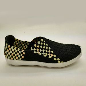 Popular Women′s Woven Shoes with High Quality Casual Sport Shoes pictures & photos