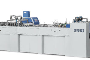 Sheet-Feeding Paper Bag Making Machine (ZB700CS-240) pictures & photos