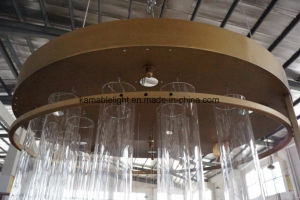 Decorative Hotel Lobby Crystal Chandeliers (KA86145) pictures & photos