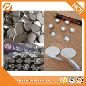 with Flat Round Concial Concave Shape Manufacturer Alloy 1070 Aluminium Slug pictures & photos