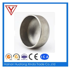 Weld Cap Schedule 40 ASTM A105 Stainless Steel pictures & photos