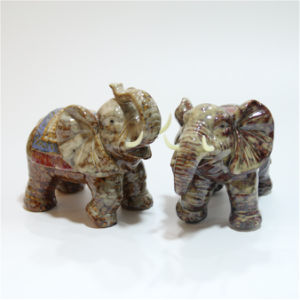 Ceramic Animal Elephant Home Furnishing Articles pictures & photos